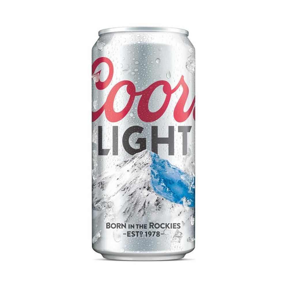 Coors Light 500ml