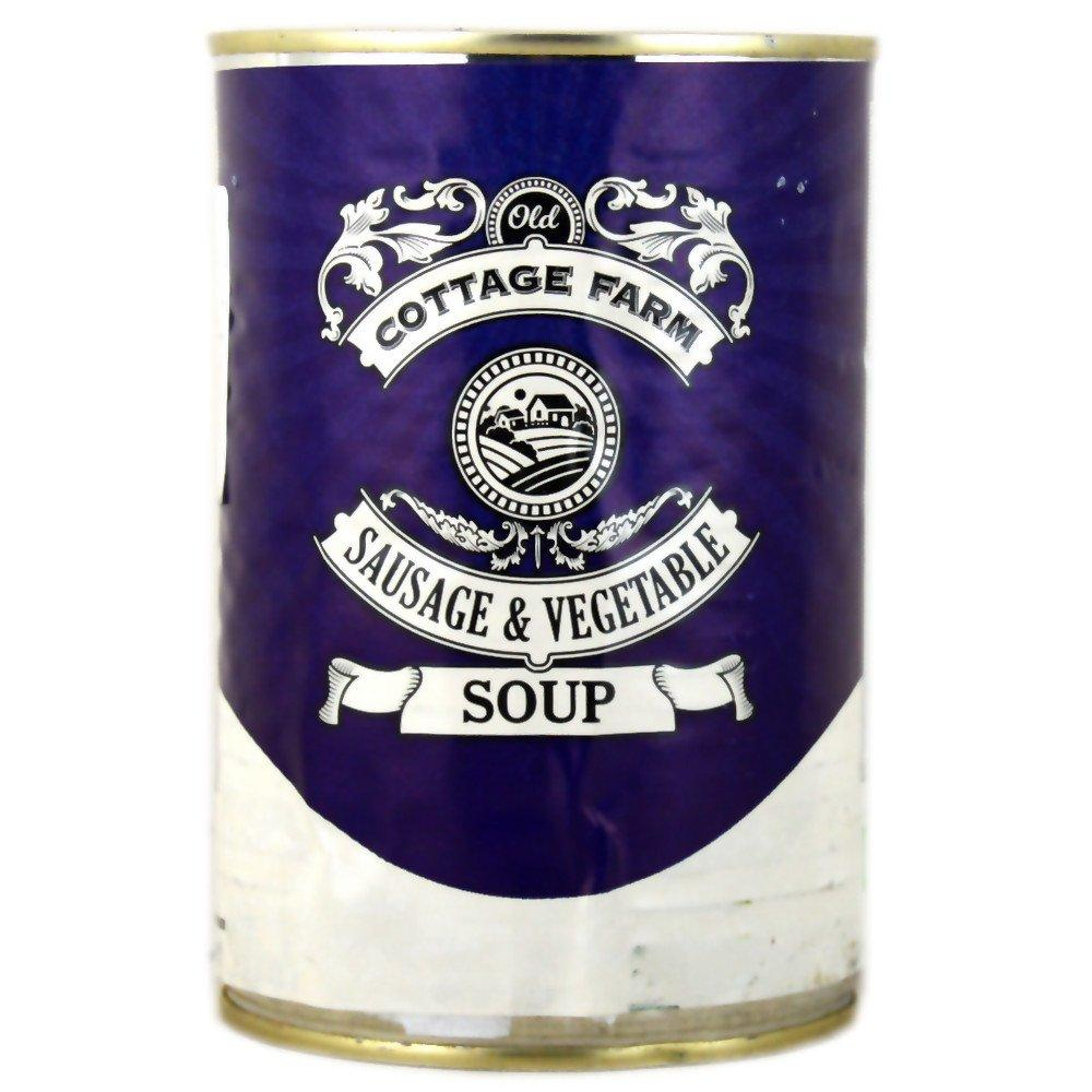 Cottage Farm Sausage and Vegetable Soup 400g