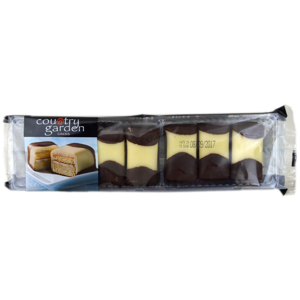 Country Garden Cakes Mini Battenbergs 200g