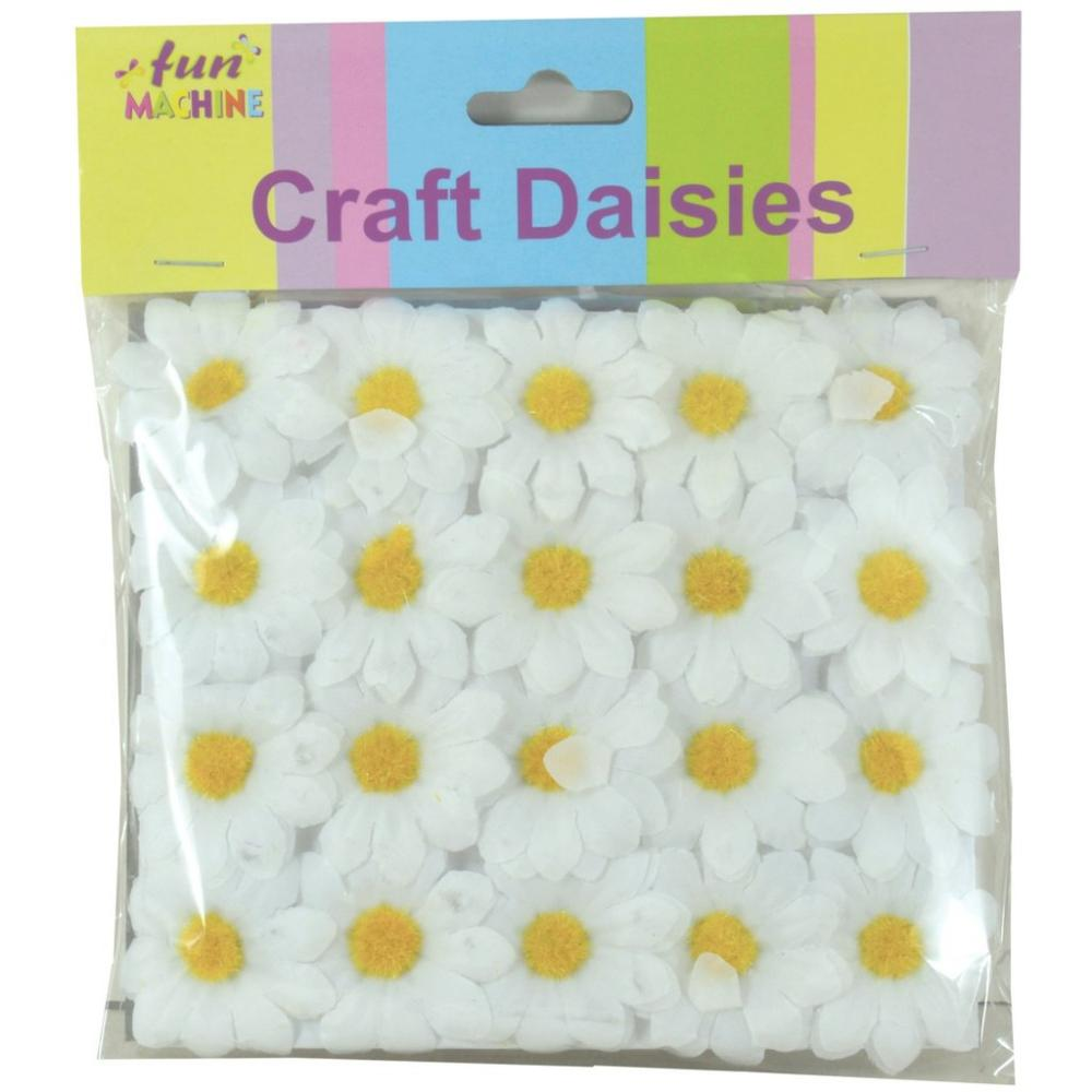 Fun Machine Craft Daisies