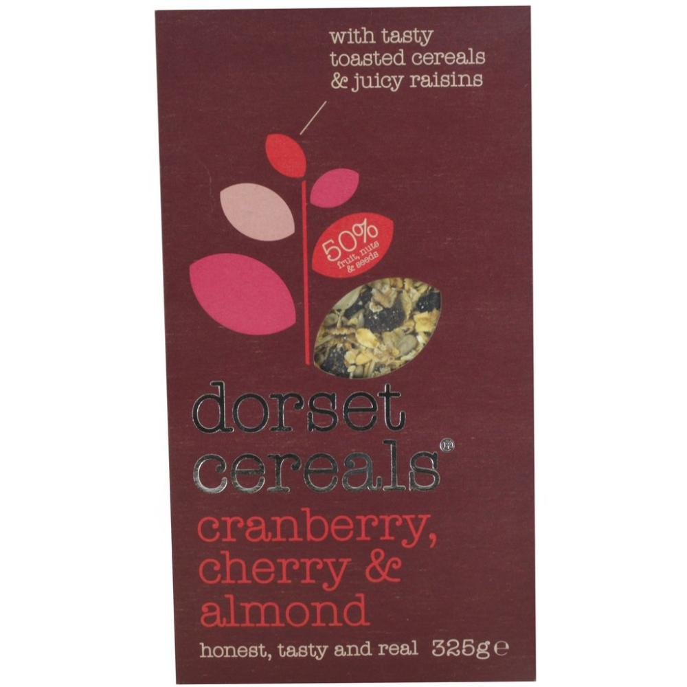 Dorset Cereals Cranberry Cherry And Amond 325g
