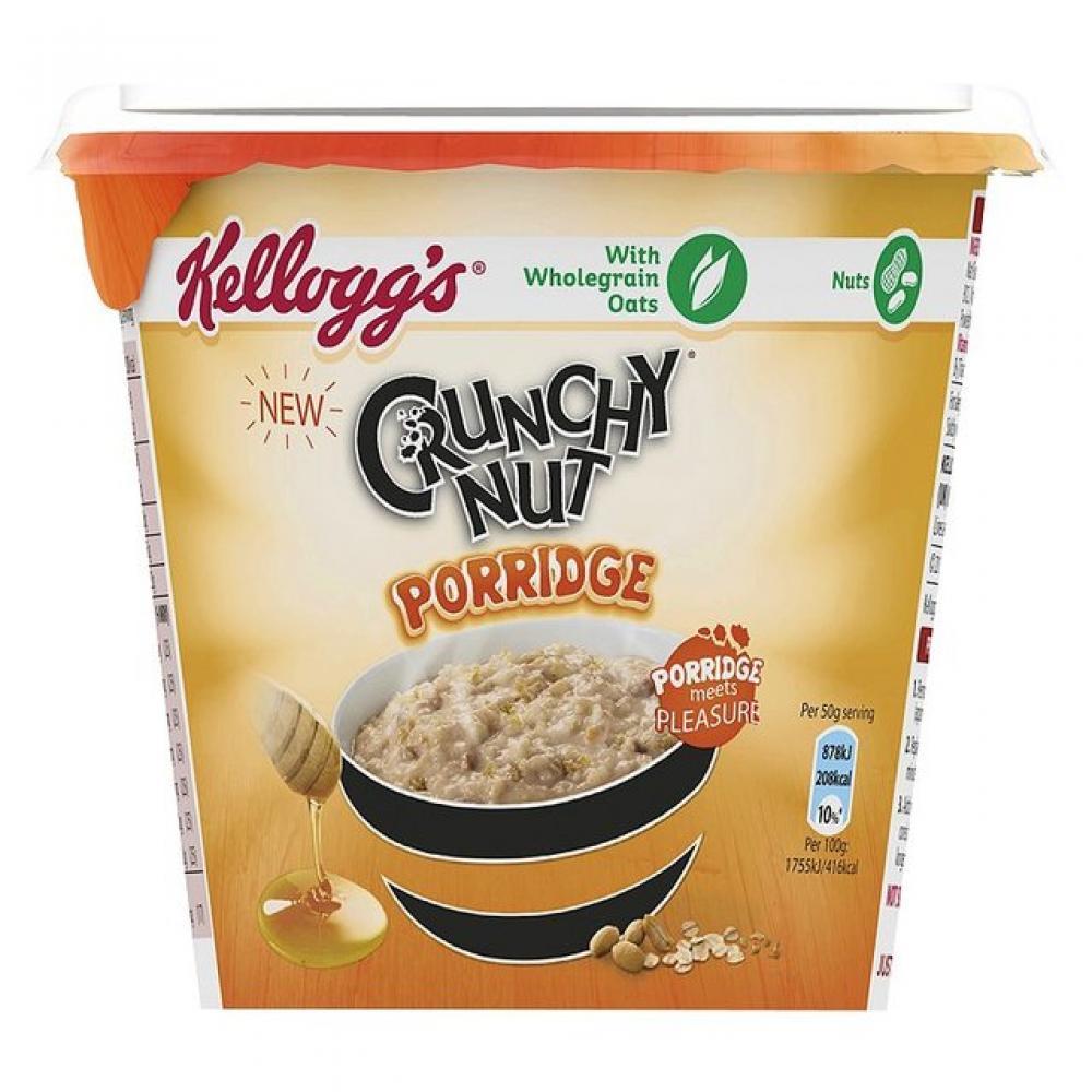Kelloggs Crunchy Nut Porridge 50g