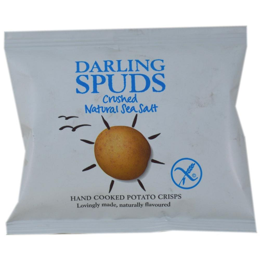 Darling Spuds Darling Spuds  Darling Spuds Crushed Natural Sea Salt 18g