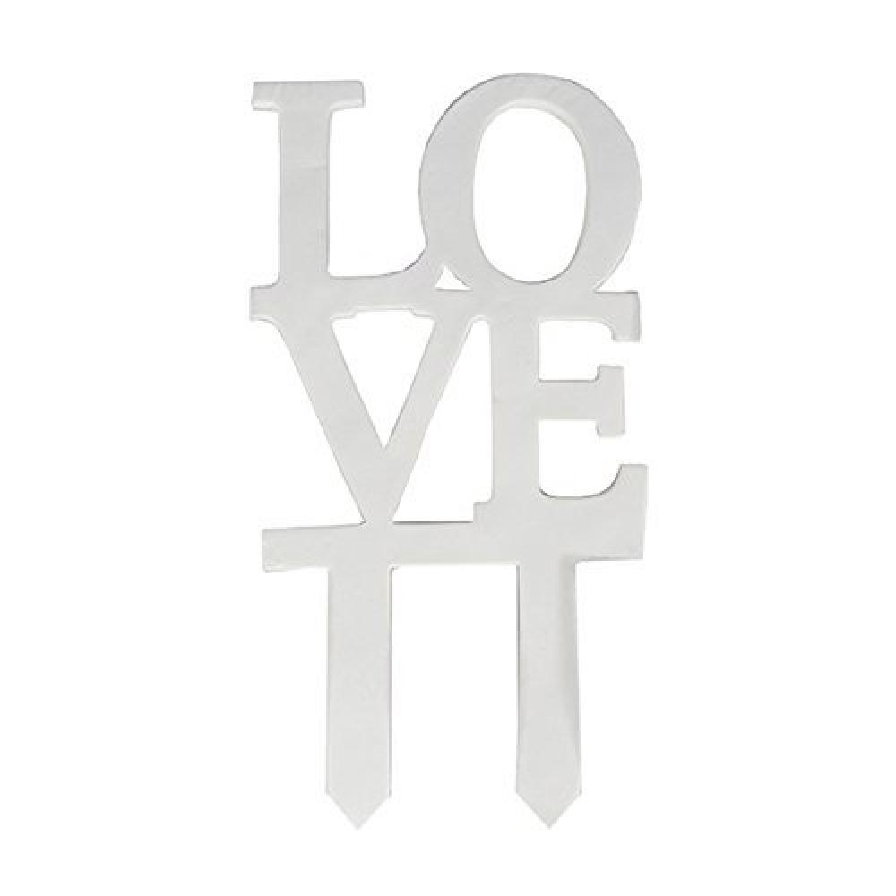 Culpitt Culpitt Love Pic Gum Paste Cake Decorating Toppers
