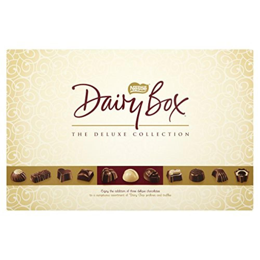 Dairy Box The Deluxe Chocolate Collection 400 g
