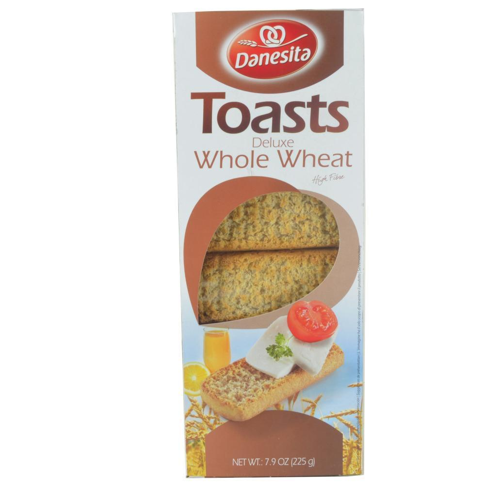 FURTHER REDUCTION  Danesita Deluxe Whole Wheat 225g