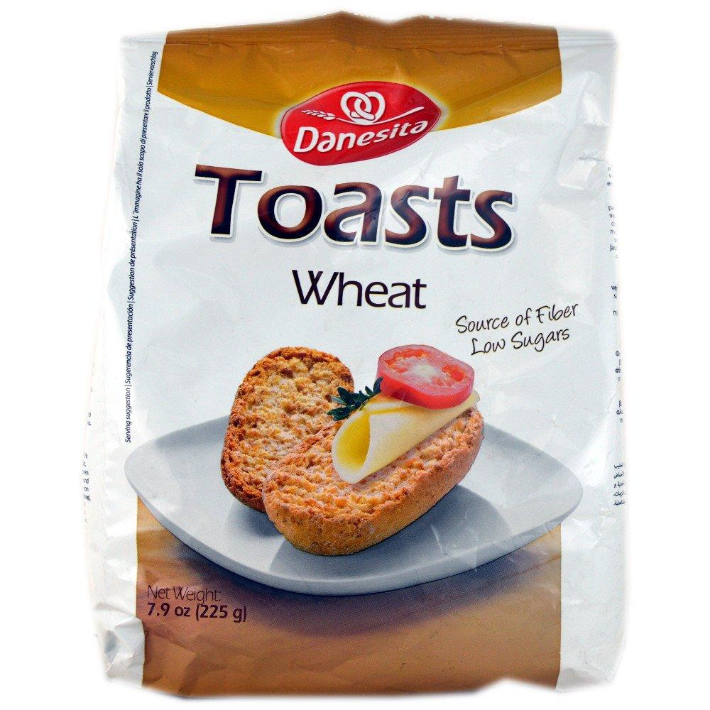 Danesita Toasts Wheat 225g 225g