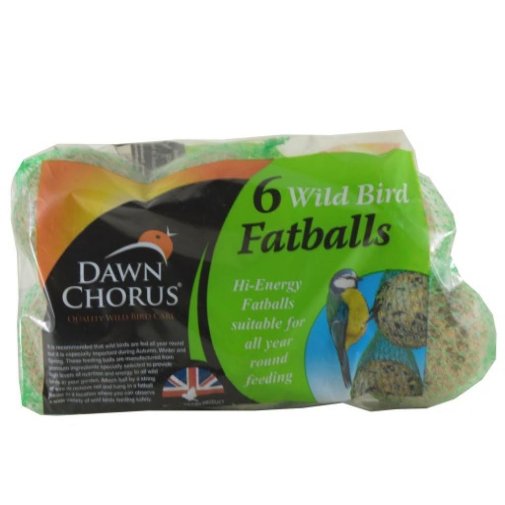 Dawn Chorus 6 Wild Bird Fatballs