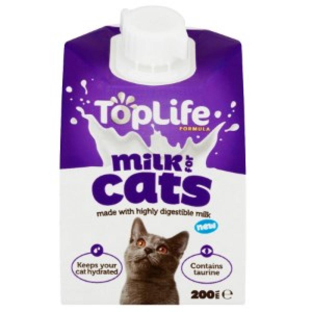 Delamere Dairy Toplife Cat Milk, 200 ml
