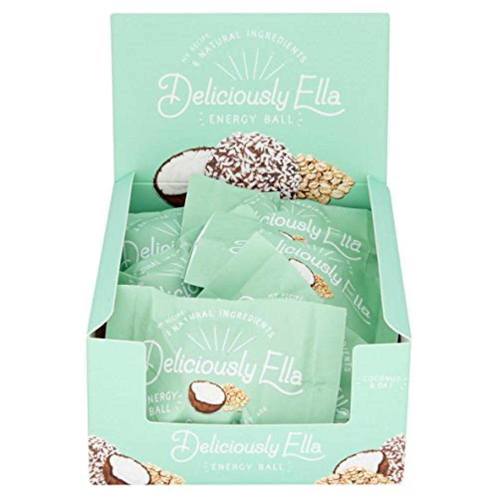 Deliciously Ella Coconut and Oat Energy Ball 40g