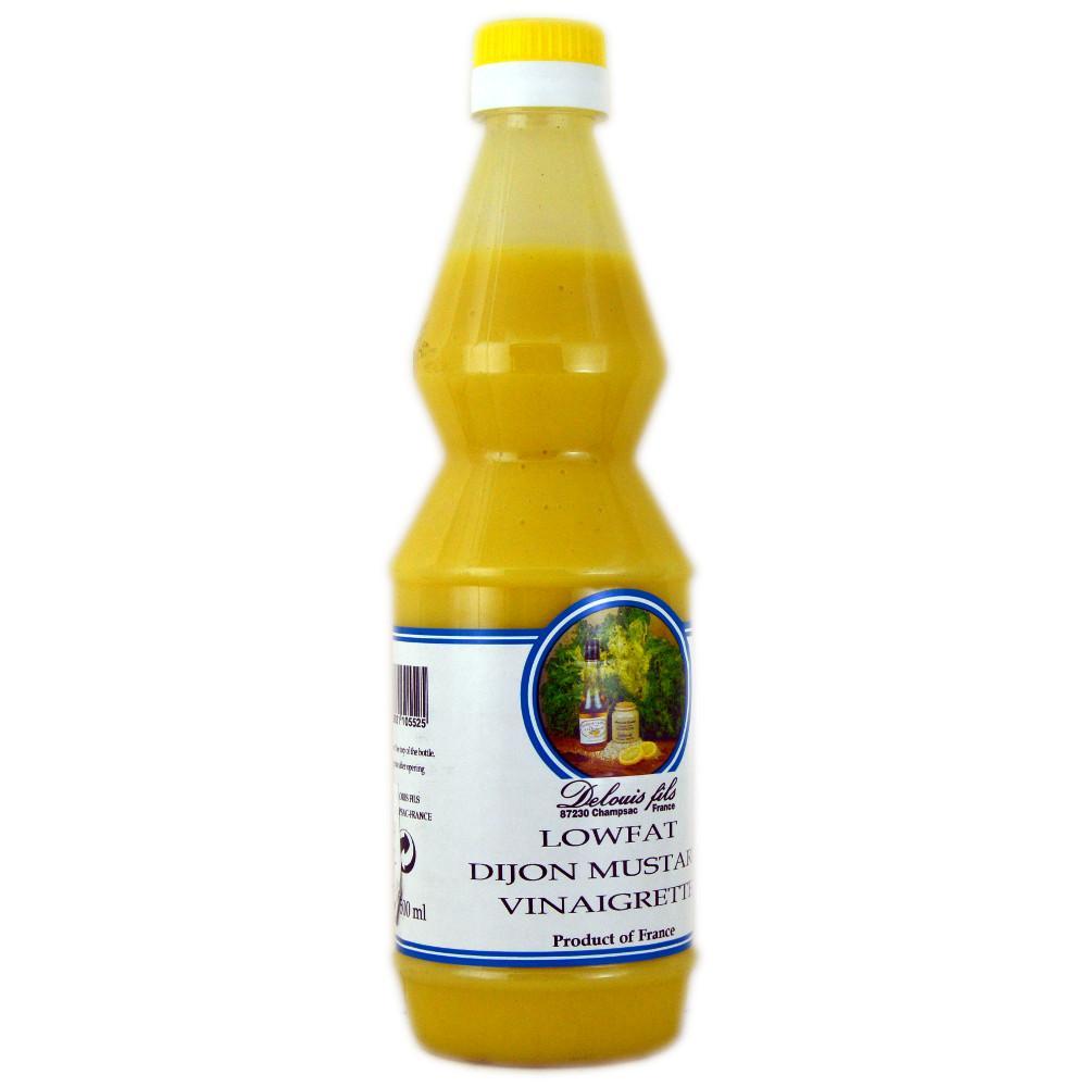 Delouis Fils Dijon Mustard Vinaigrette 500ml 500ml