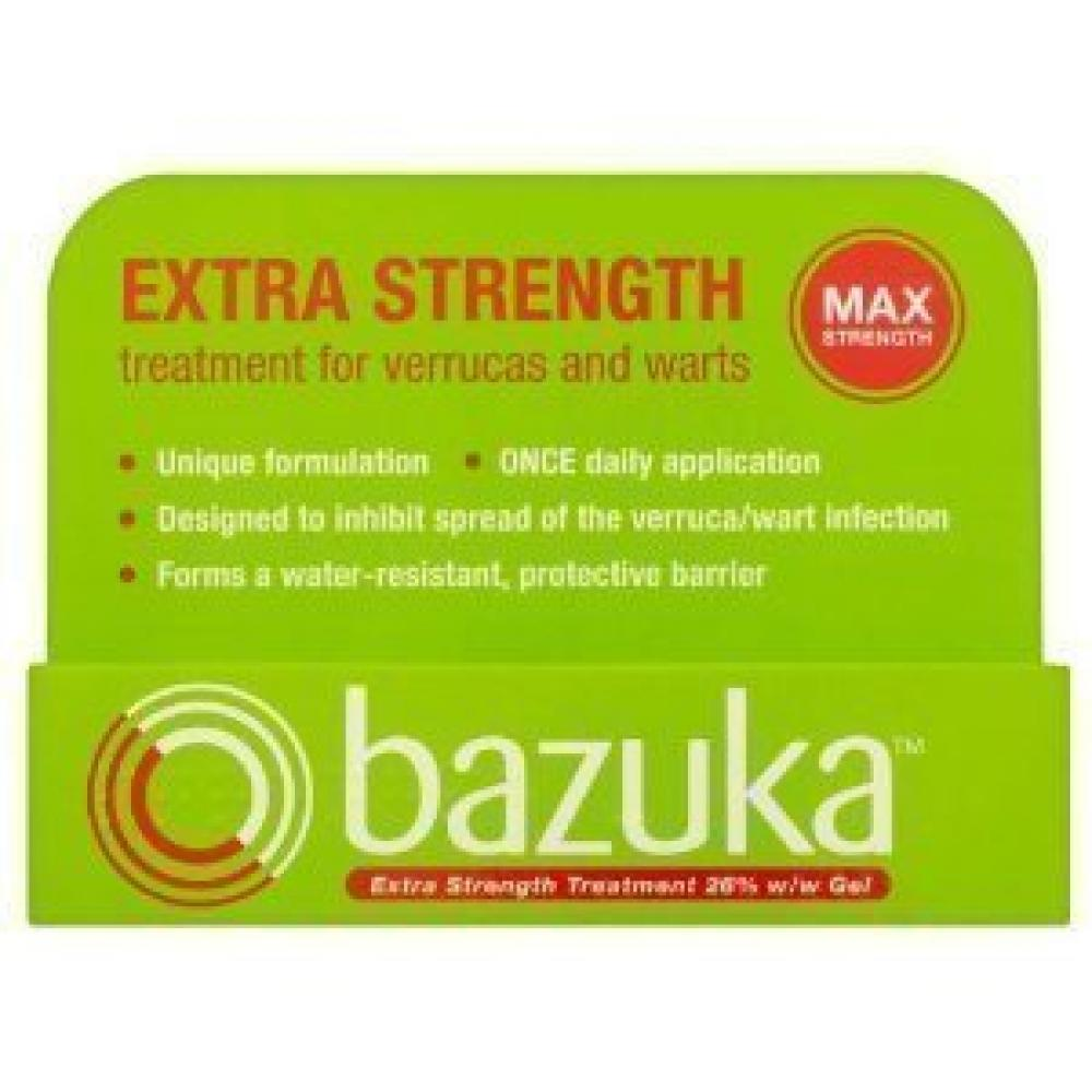 Bazuka Extra Strength Treat Gel 6g