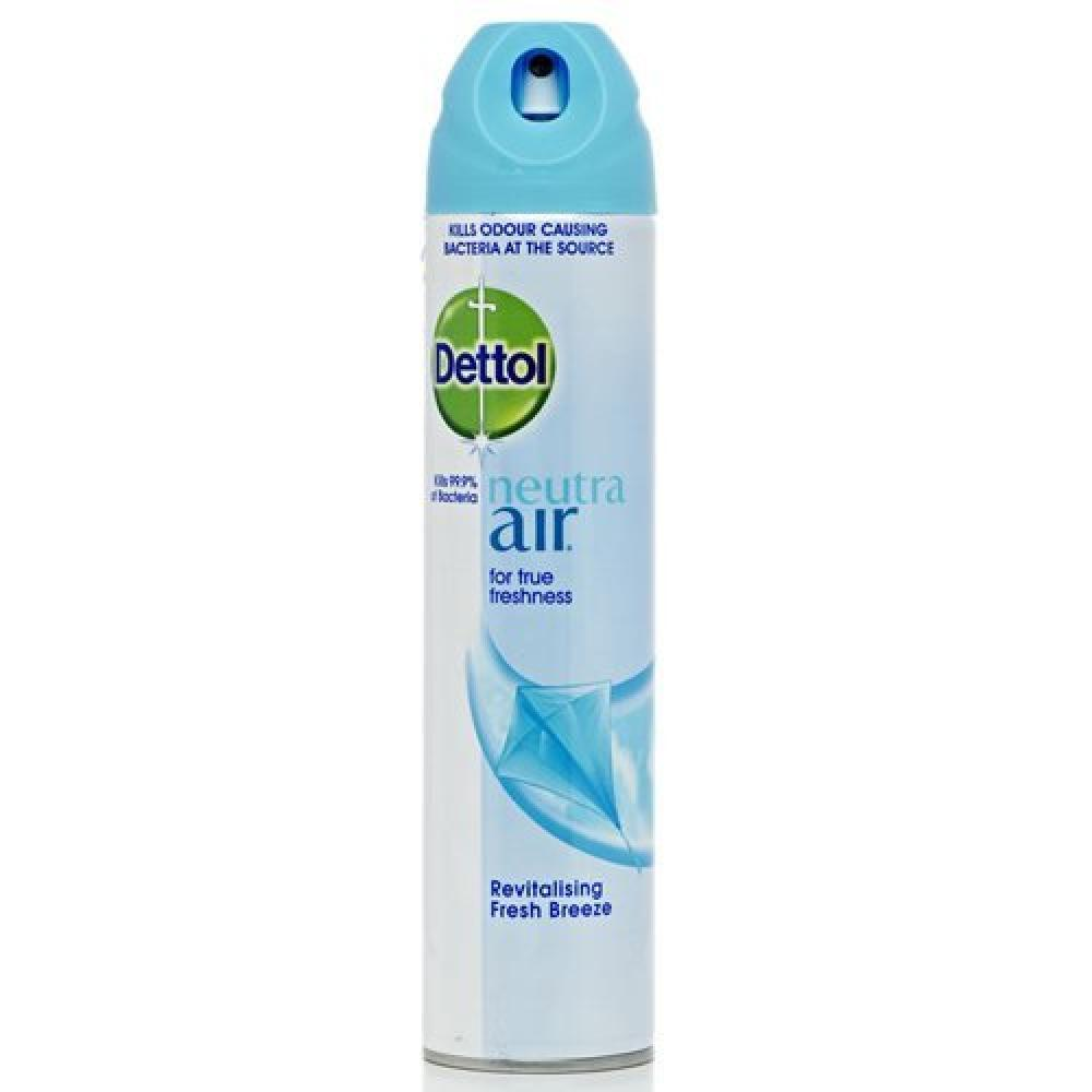 Dettol Neutra Air Fresh Breeze AIr Aerosol 300ml
