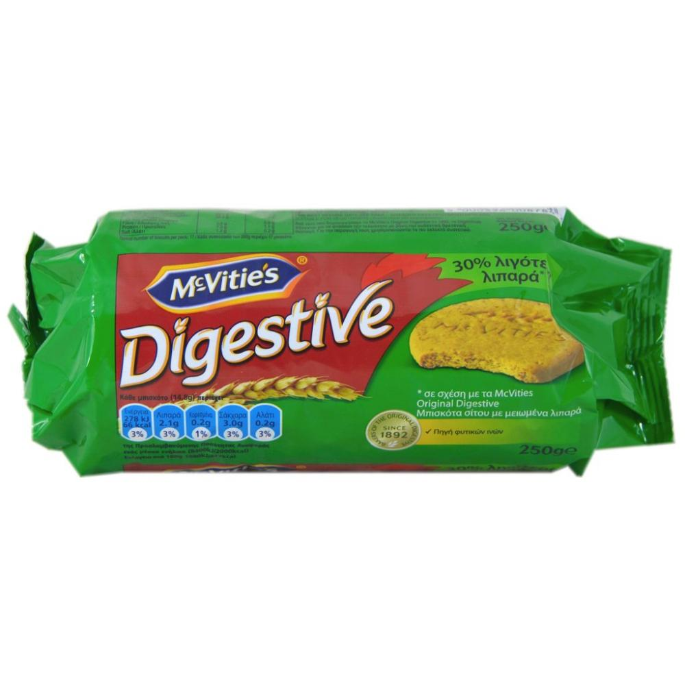 McVities Digestives Light 250g
