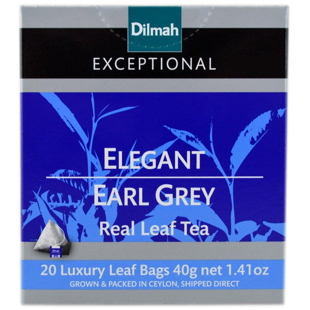 Dilmah Elegant Earl Grey 20 Tea Bags