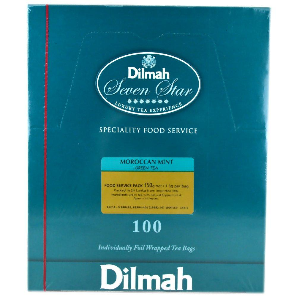 Dilmah Moroccan Mint 150g