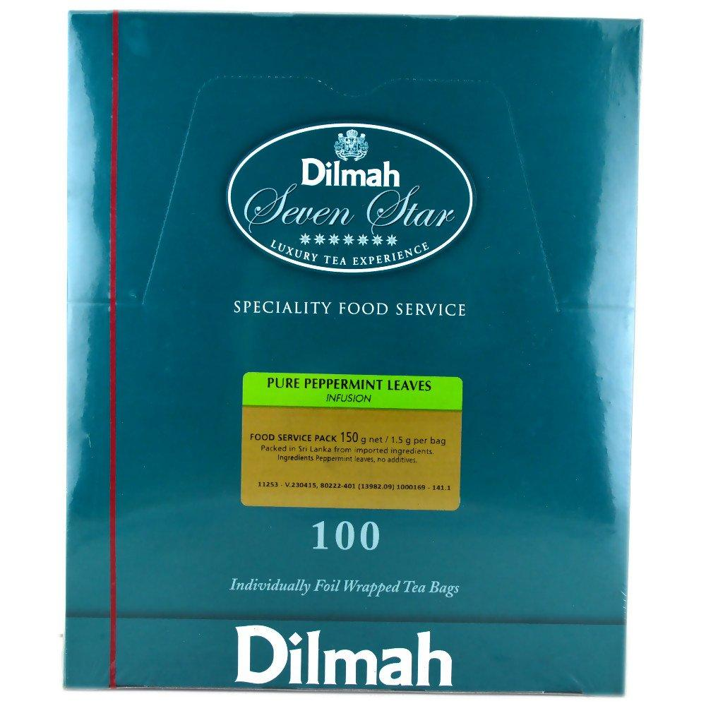 Dilmah Pure Peppermint Leaves 150g