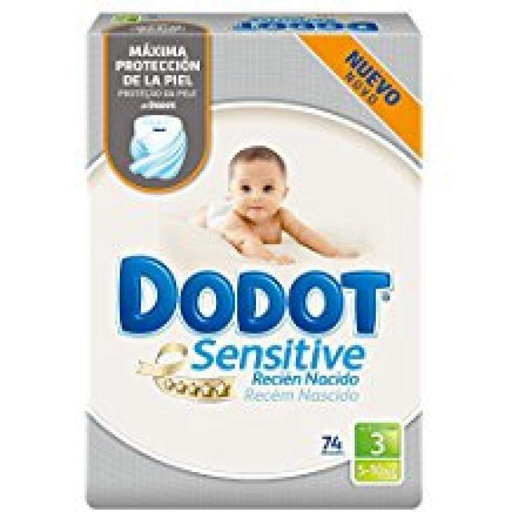 Dodot Sensitive Nappies (5-10 kg)