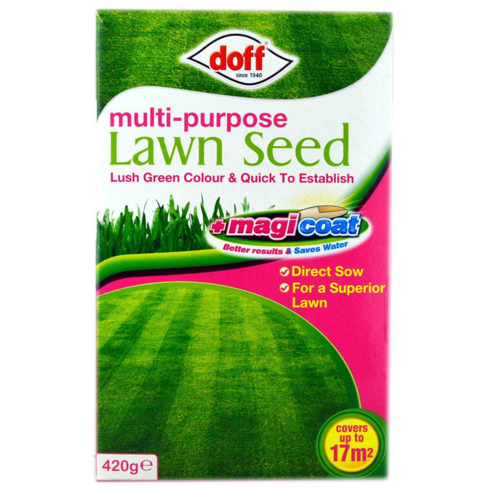 Doff Multipurpose Lawn Seed 420g