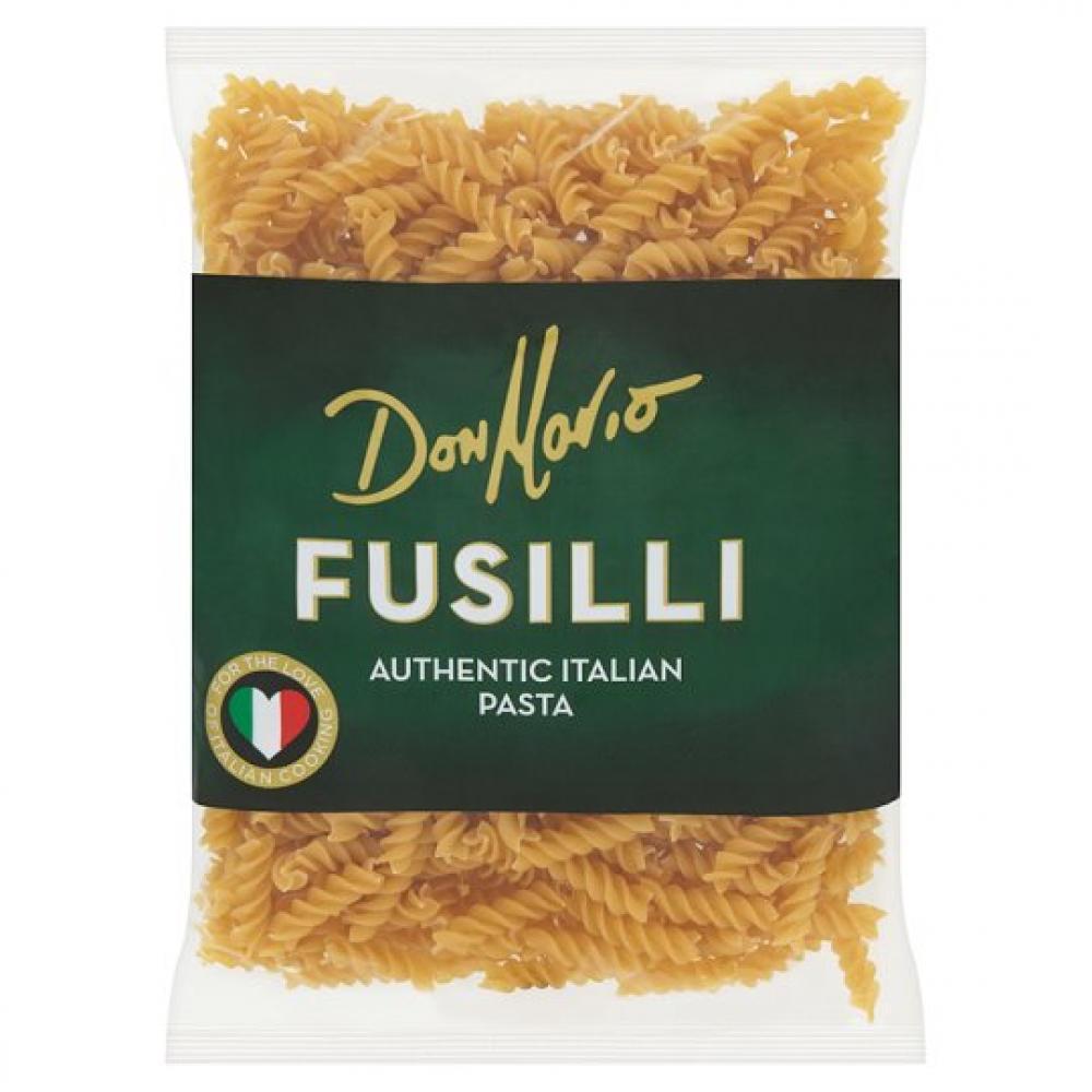 Don Mario Fusilli 500g 500g 500g 500g