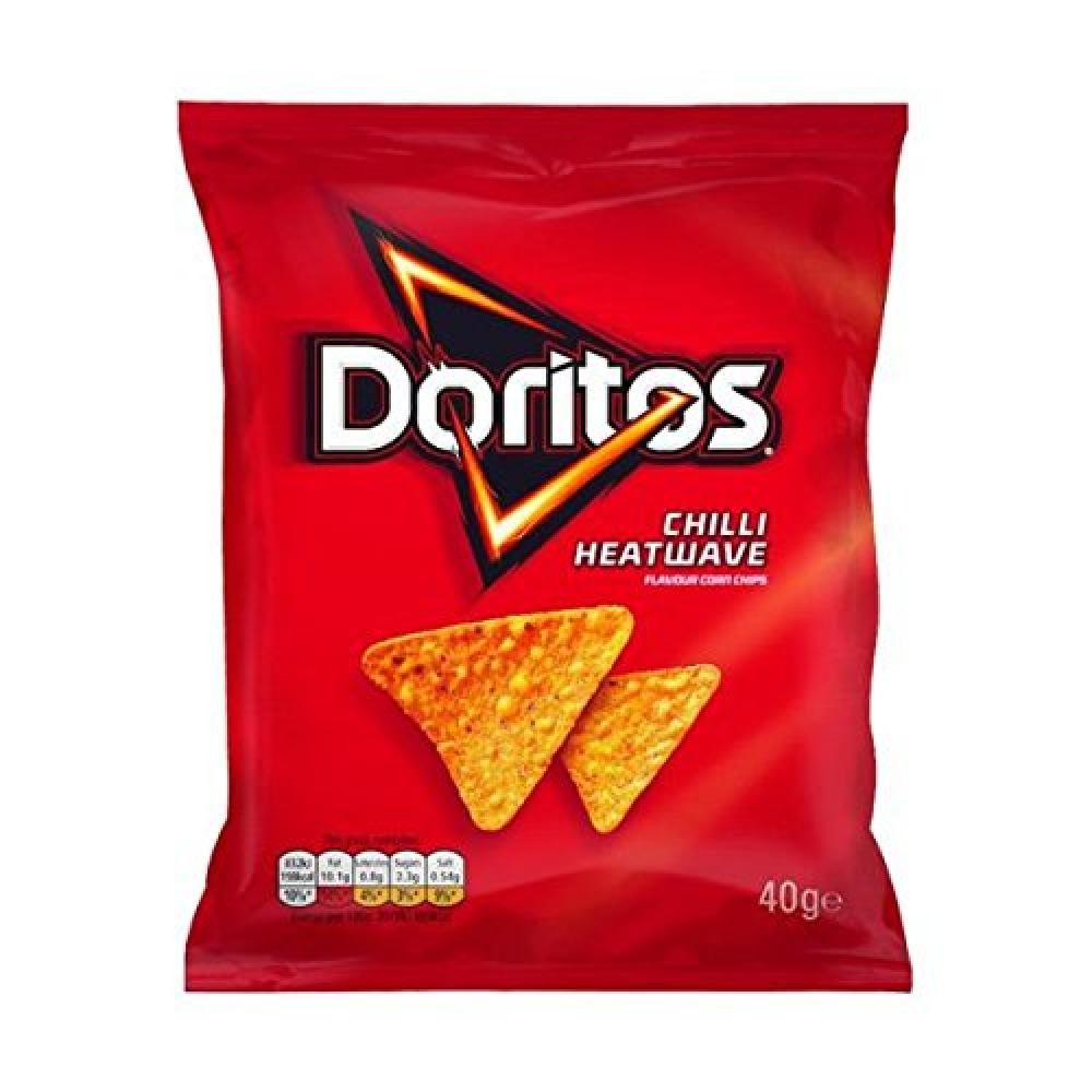 Doritos Chilli Heatwave Flavour 40g