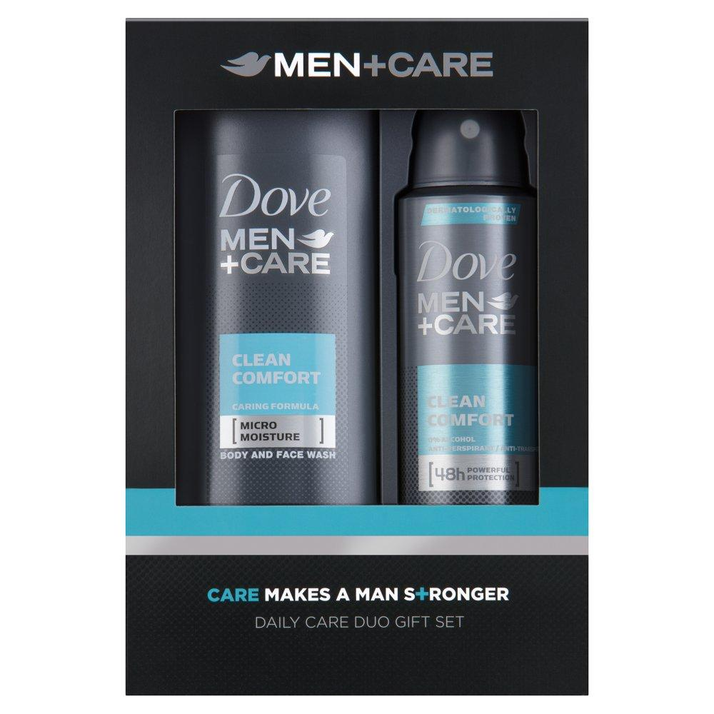 Dove Men and Care Duo Gift Set