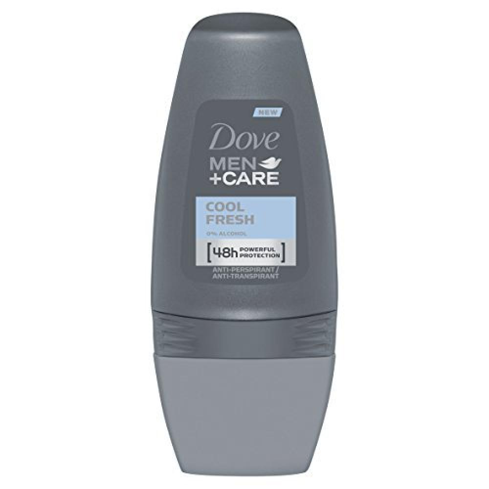 Dove Men plus Care Cool Fresh Anti-Perspirant Deodorant Roll-On 50 ml