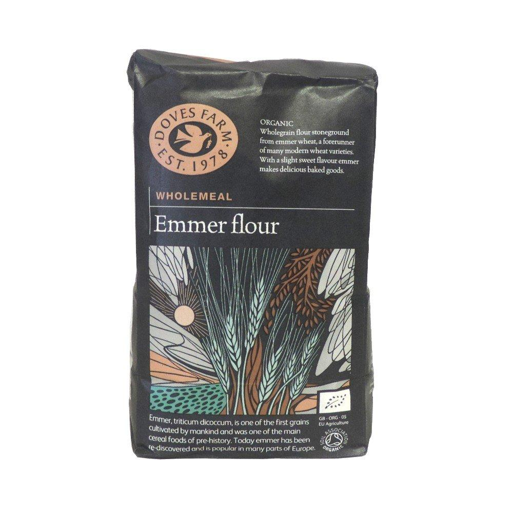 Doves Farm Emmer Flour Wholemeal 1kg
