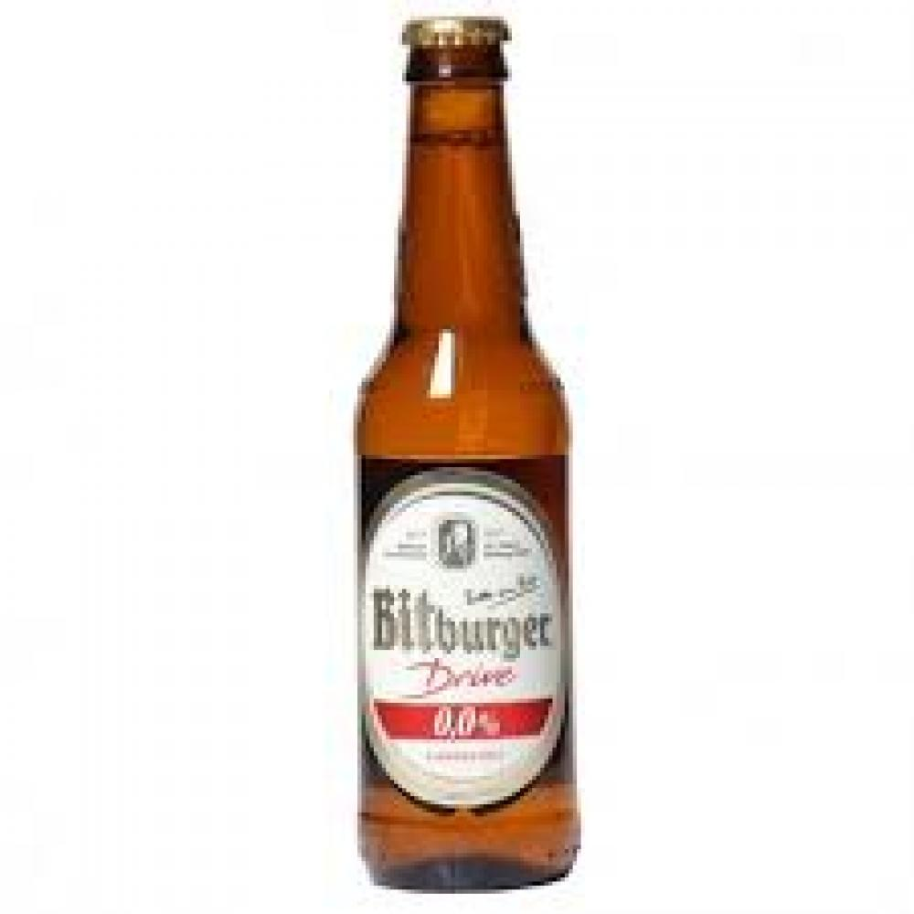 Bitburger Drive Alcohol Free Beer 330ml