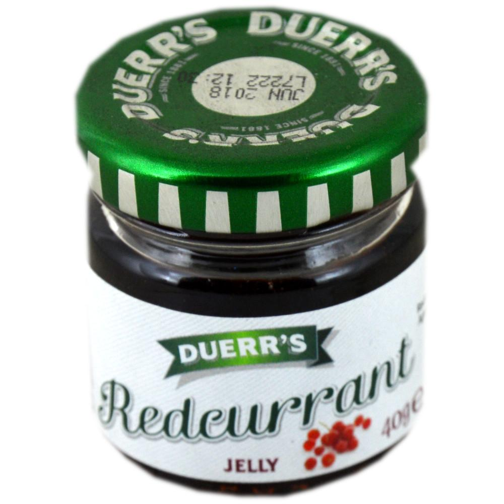 Duerrs Redcurrant Jelly 40g