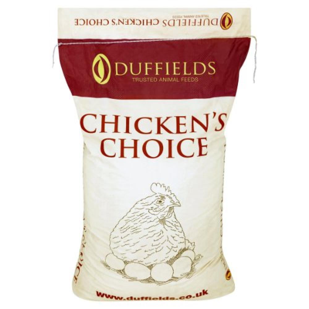 Duffields Chickens Choice Layers Pellets 20 Kg