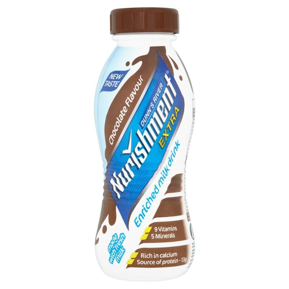 Dunns River Nurishment Extra Chocolate Flavour 310ml