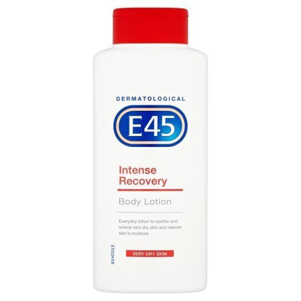 E45 Intense Recovery Body Lotion 400ml