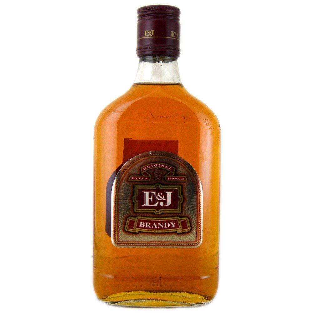 E and J Brandy 350ml