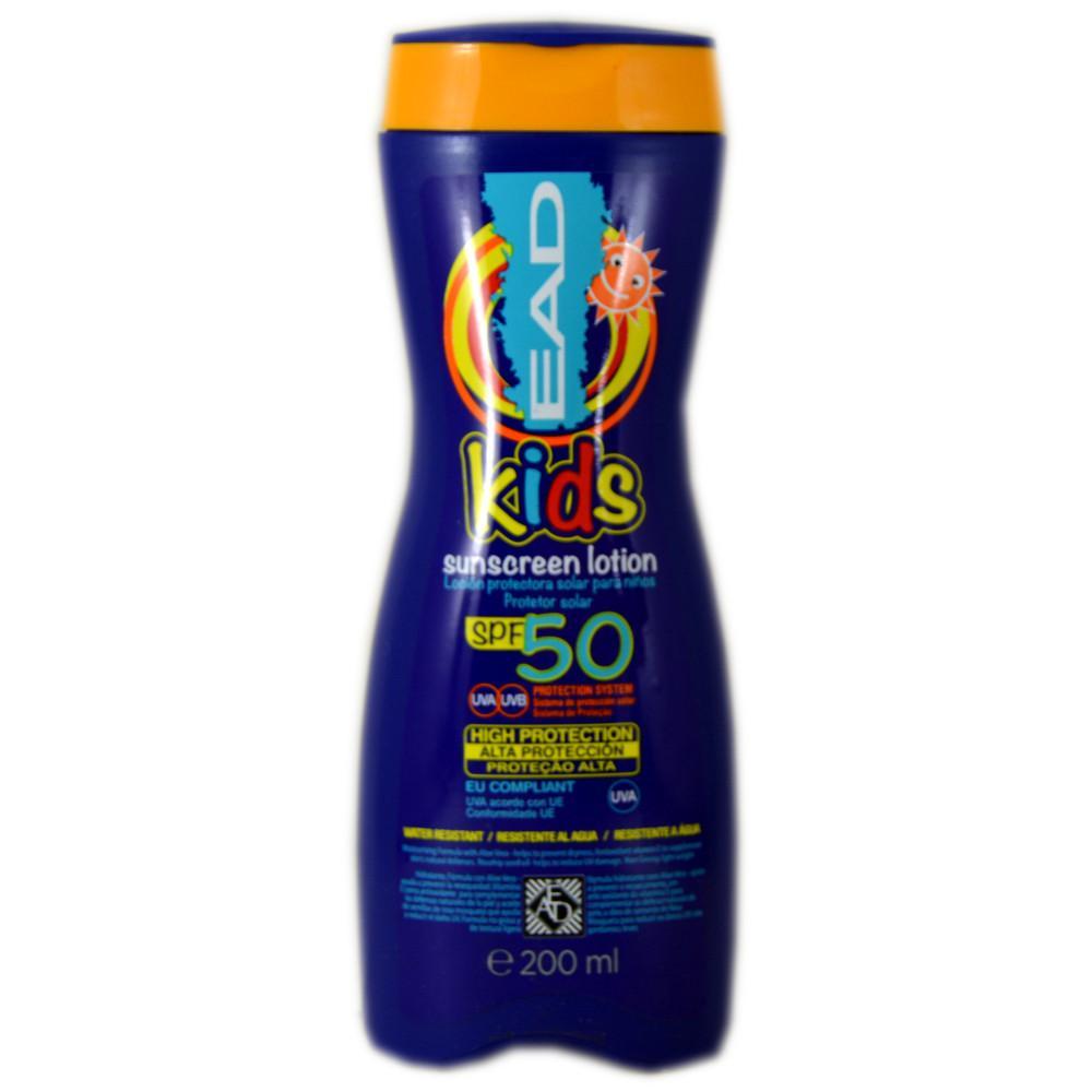 EAD Kids Sunscreen Tube SPF 50 200ml