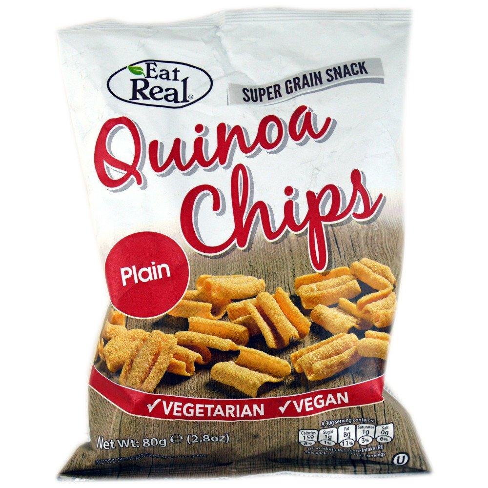 Eat Real Quinoa Chips 80g