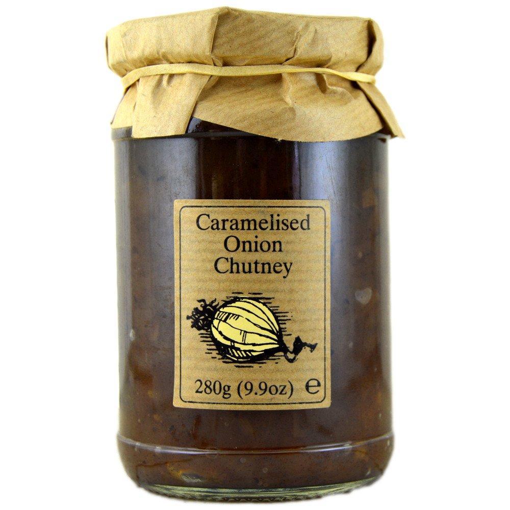 Edinburgh Preserves Caramelised Onion Chutney 280g