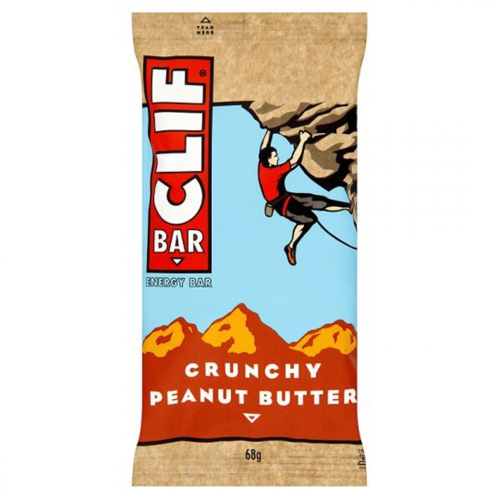 Clif Bar Energy Bar Crunchy Peanut Butter 68g