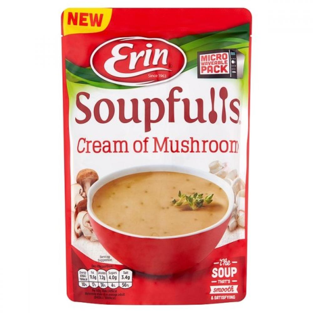 Erin Soupfulls Cream of Mushroom 400g