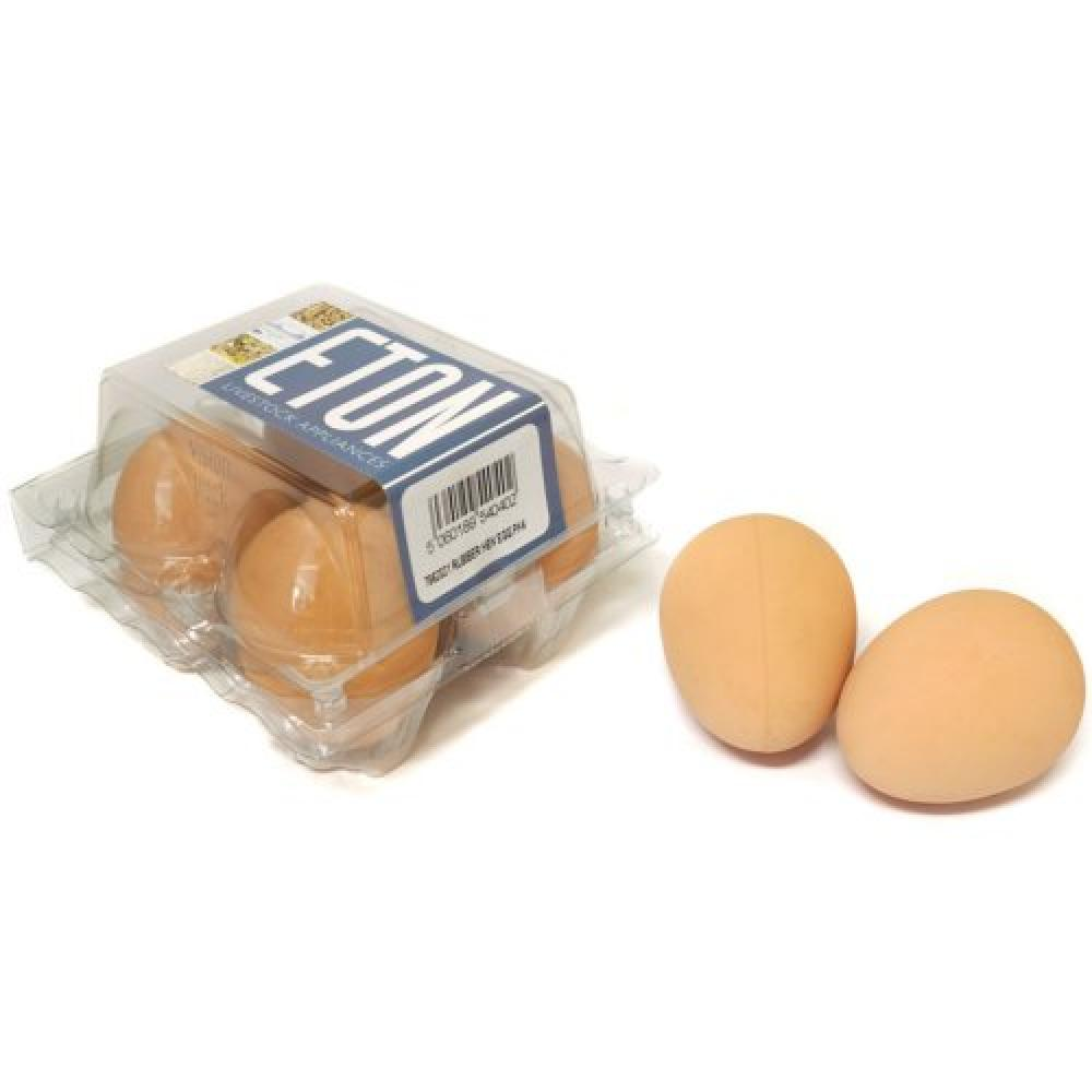 Eton Rubber Poultry Eggs Brown