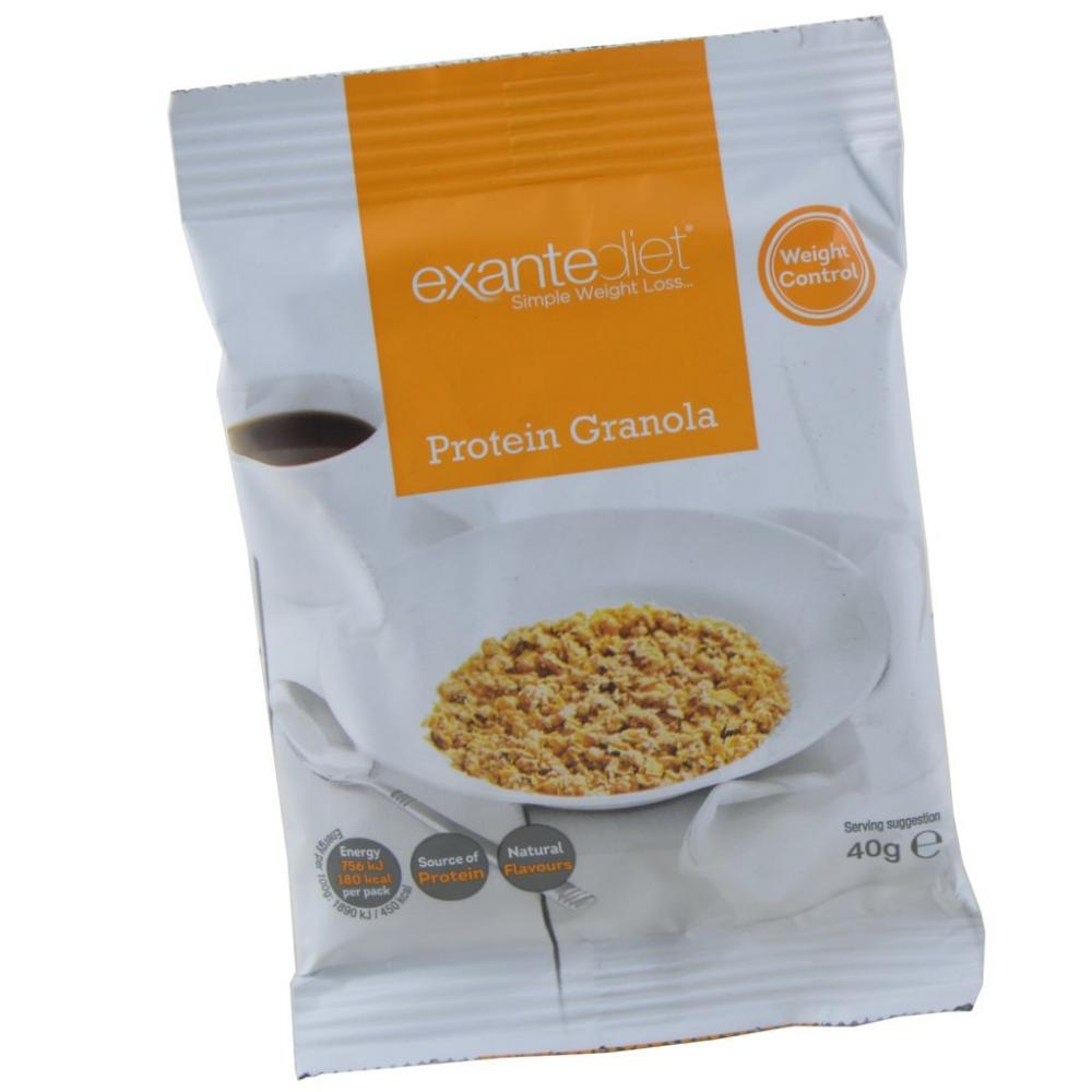 FURTHER REDUCTION  Exante Diet Protein Granola 40g