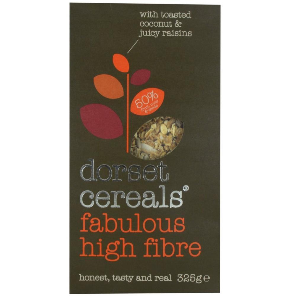 Dorset Cereals Fabulous High Fibre 325g