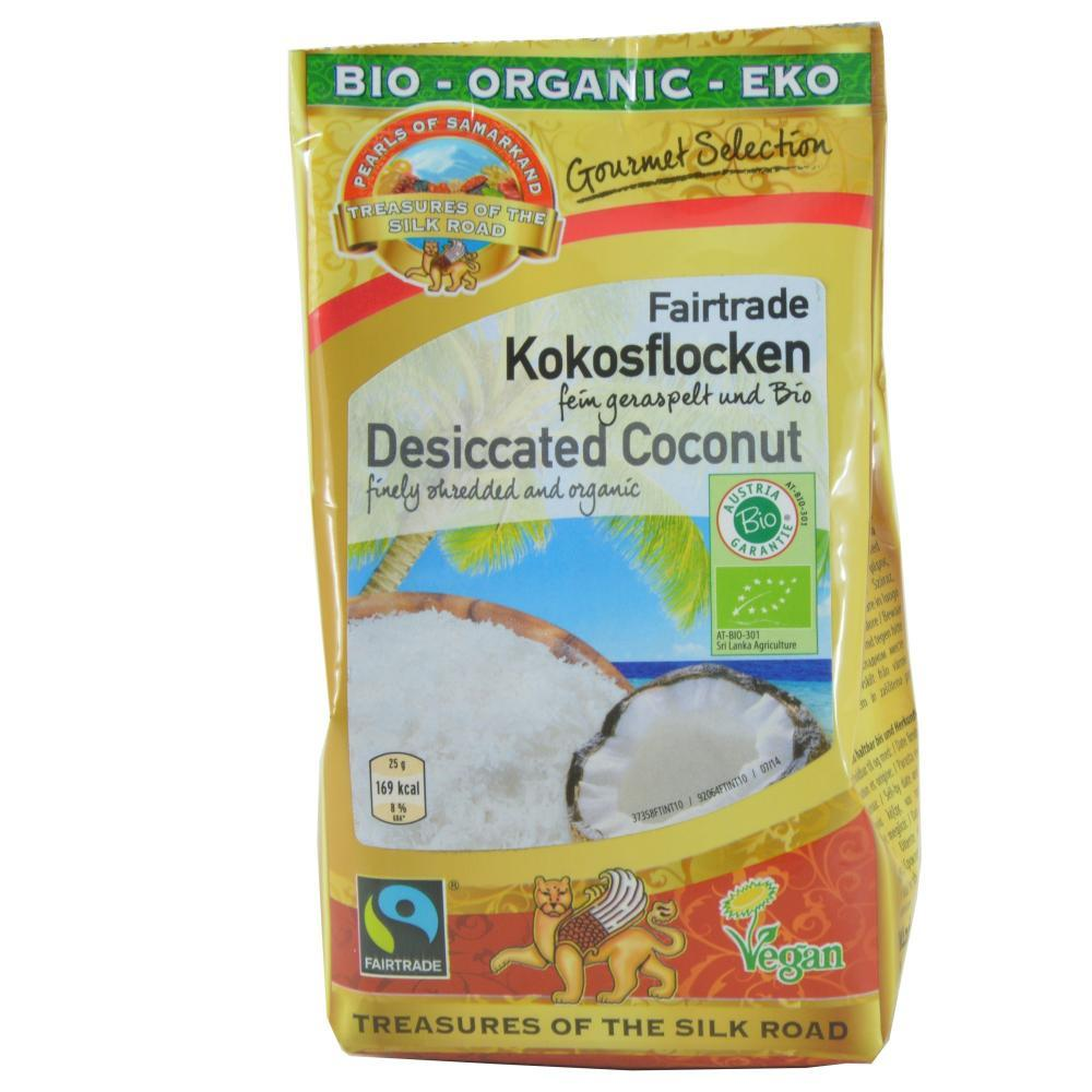Fairtrade Desiccated Coconut 150g