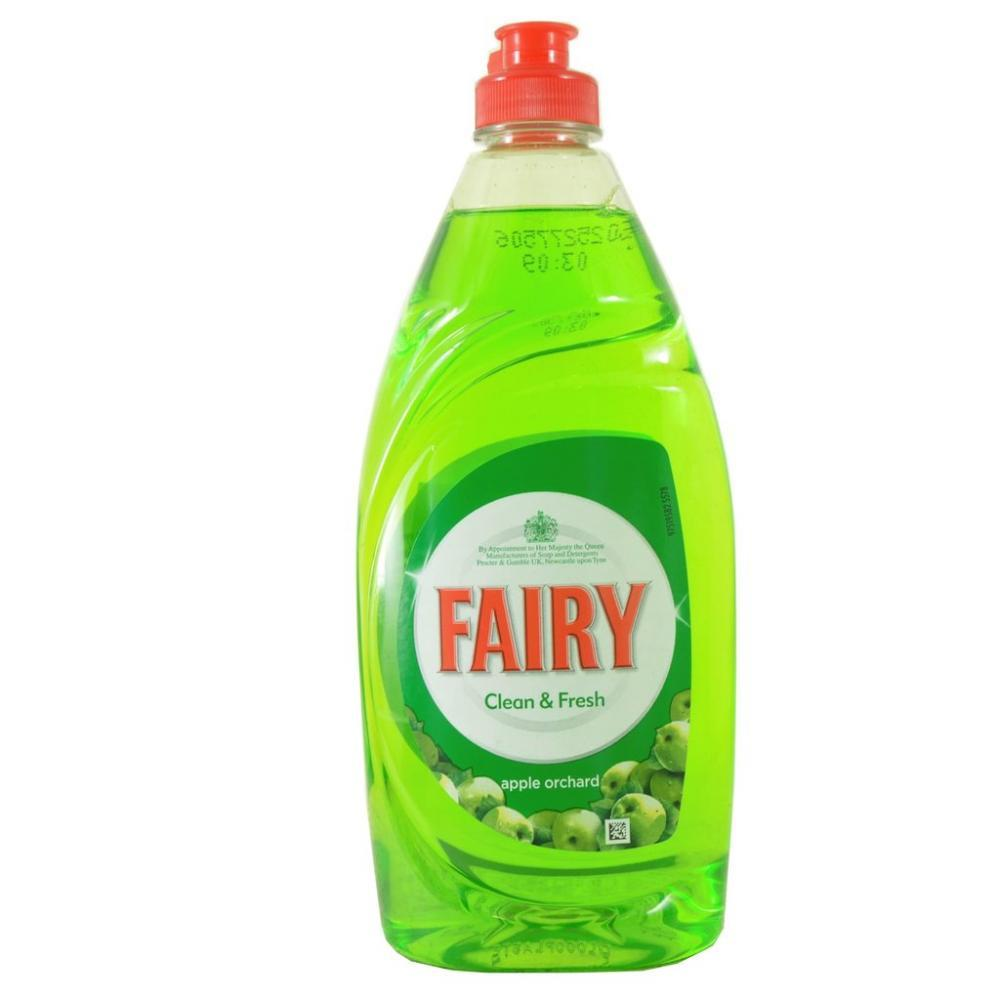 Fairy Clean And Fresh Apple Orchard 520ml