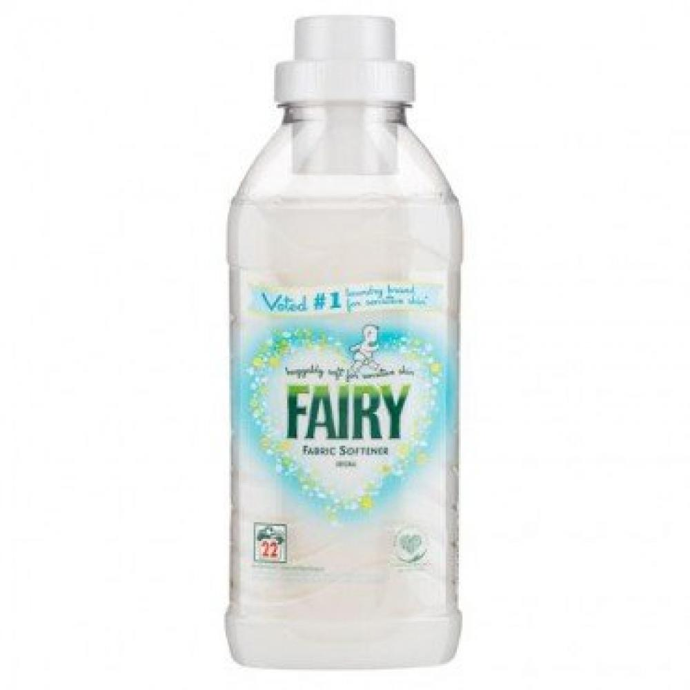 Fairy Fabric Softener 550ml Approved Food