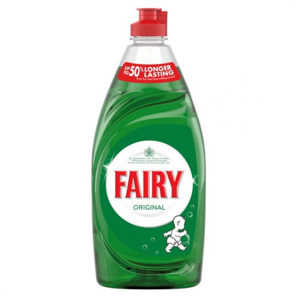 Fairy Original Washing Up Liquid 500ml