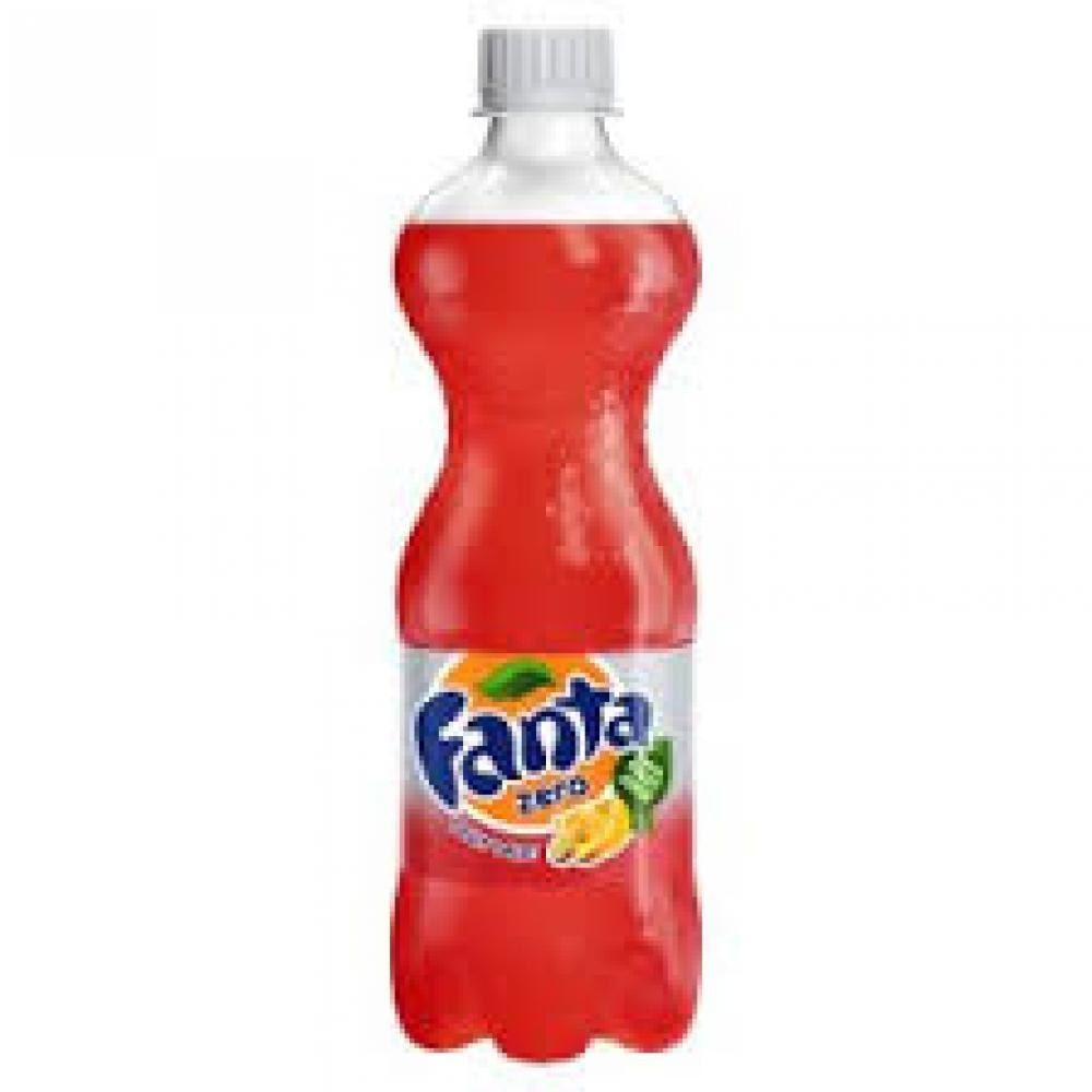 Fanta Fanta Fruit Twist Zero 500ml 500ml 500ml