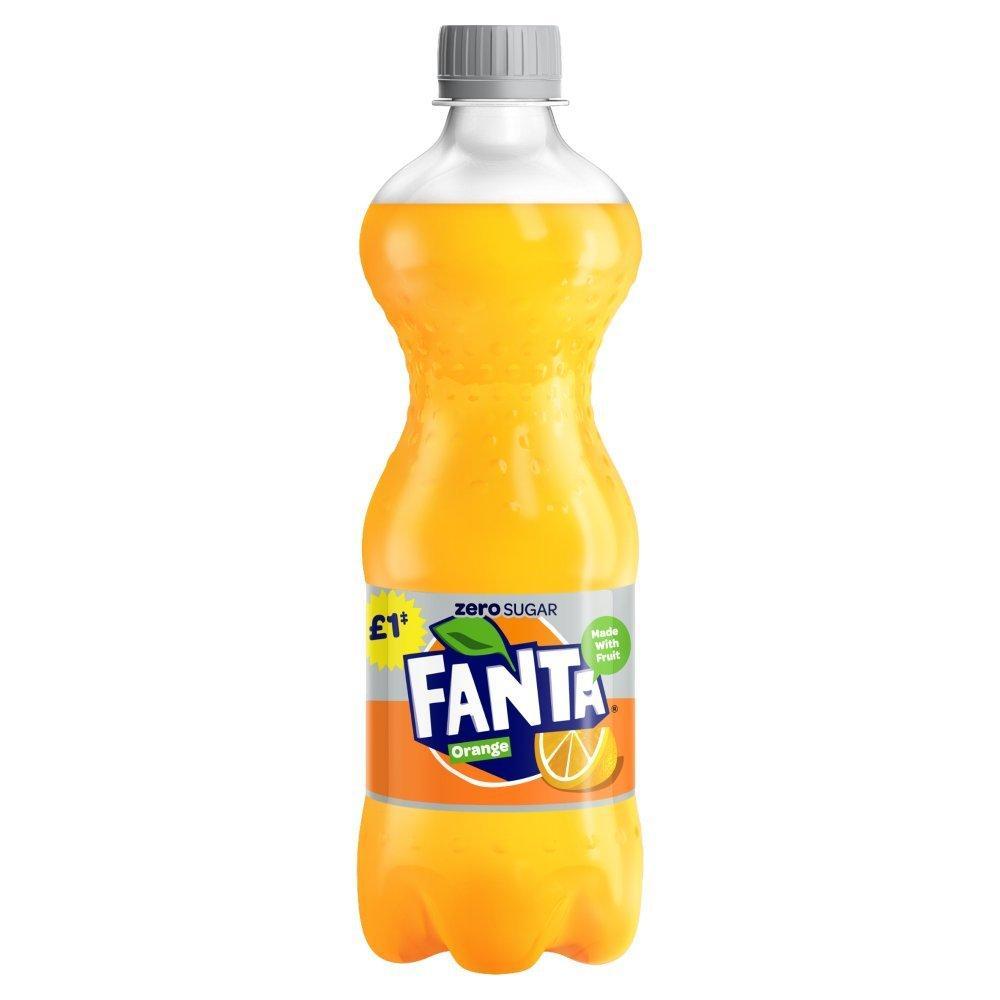 Fanta Orange Zero 500ml