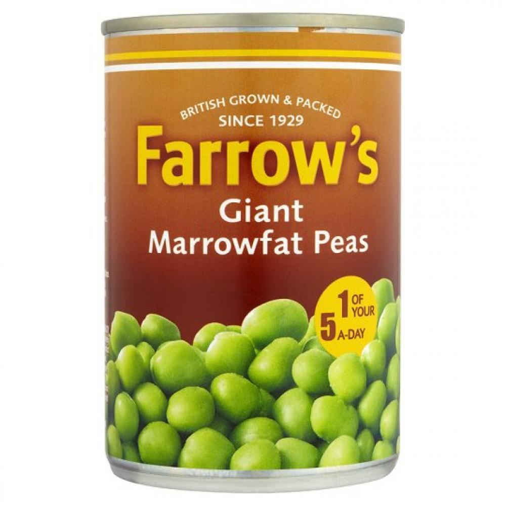 Farrows Giant Marrowfat Peas 300g