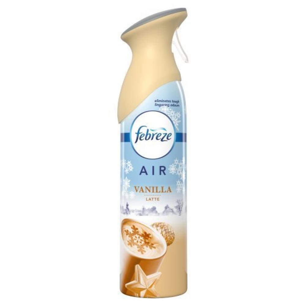 Febreze Air Effects Air Freshener Spray Vanilla Flower 300ml